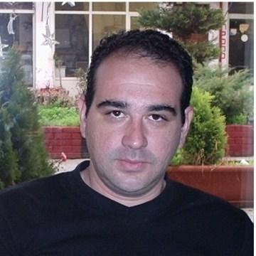 Kyriakos, 41, Thessaloniki, Greece
