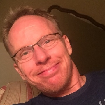 Ryan Thornton, 49, Salt Lake City, United States