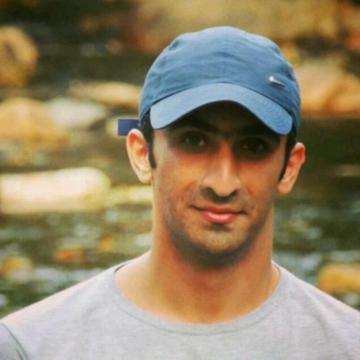 Adnan Alsharrah, 33, Kuwait City, Kuwait