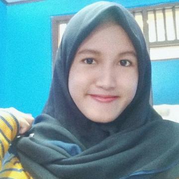 Fadilla isnin, 20, Jakarta, Indonesia