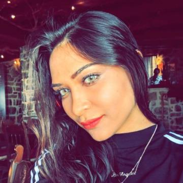 Sheila Amri, 24, Toronto, Canada