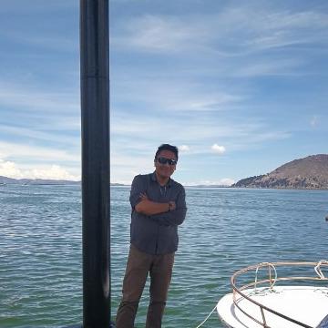 Jotage Digi, 35, Miraflores, Peru