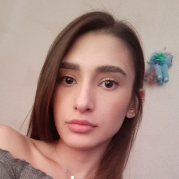 Diana, 22, Yekaterinburg, Russian Federation