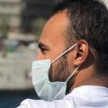 Omar Badr, 24, Istanbul, Turkey