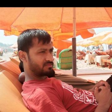 Aakash Raut, 29,