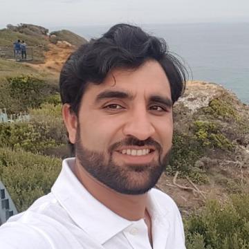 Qarib Ullah, 34, Batesford, Australia
