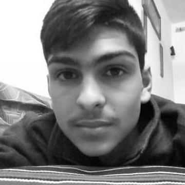 Yaser, 18, Damascus, Syria