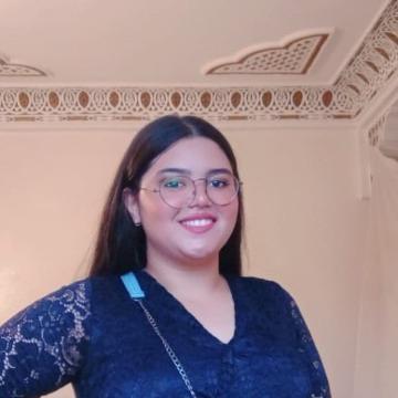 Fatimaezahra, 21, Fes, Morocco