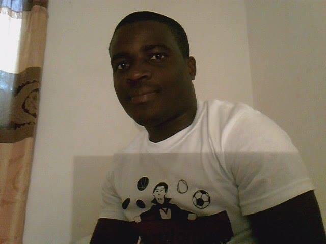 peter, 40, Banjul, The Gambia