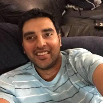 Avin Jeevan Mascarenhas, 31, Goose Bay, Canada