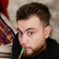 Abdallh Agaخ, 26, Alexandria, Egypt