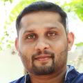 Tiju Thomas, 33, Kochi, India