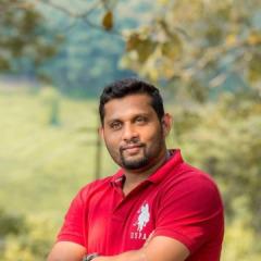 Tiju Thomas, 31, Cochin, India