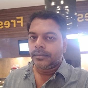 SVR, 40, Hyderabad, India