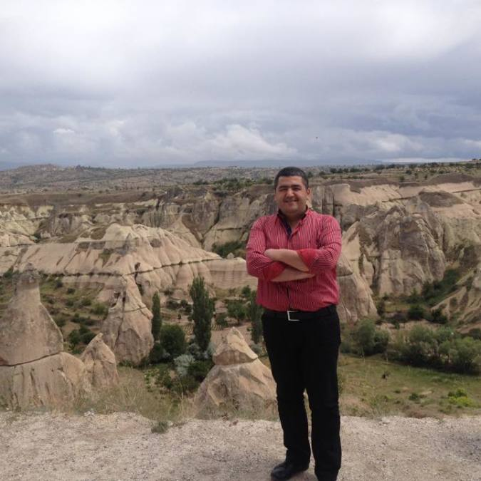 ilker, 44, Istanbul, Turkey