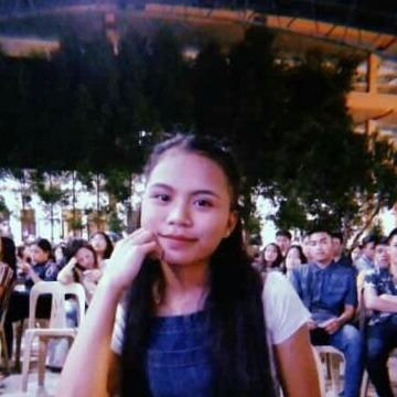 Chezceylot Yam Gemino, 20, Bacolod City, Philippines