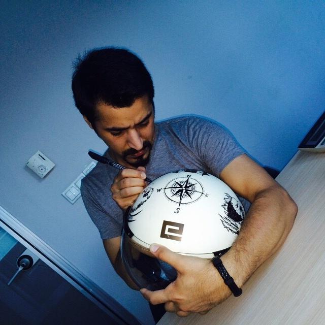 Tuncay, 32, Istanbul, Turkey