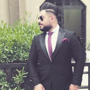 Mohammed Qasim, 23, Baghdad, Iraq
