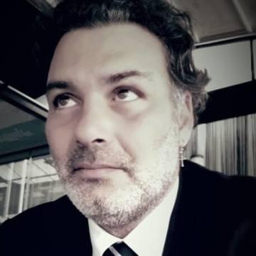 Yannis Kokkinos, 44, Thessaloniki, Greece