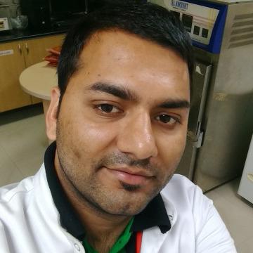 Sumit, 31, New Delhi, India