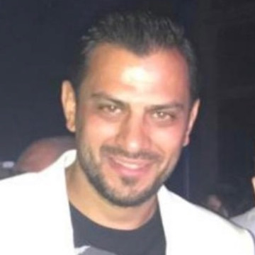 Ahmed, 34, Alexandria, Egypt
