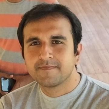 Adan Ilyas, 33, New York, United States