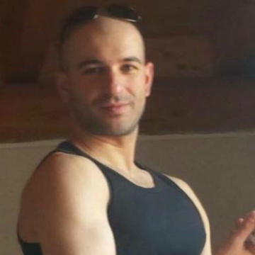 John Laurenti, 37, Lugano, Switzerland