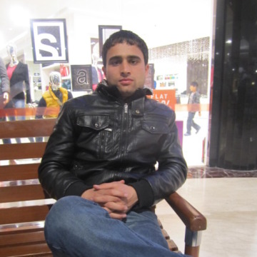 Ahmadwali Walizada, 29, Kabul, Afghanistan