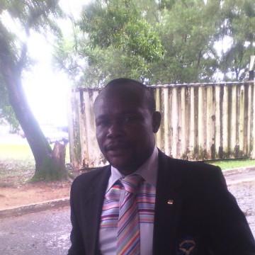 Alexander Massaquoi, 45, Monrovia, Liberia