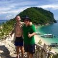 Kris Reid, 39, Phnumpenh, Cambodia