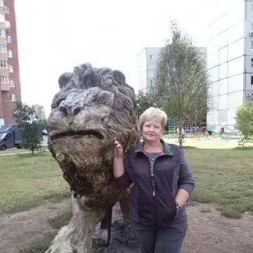 Людмила Мышланова, 50, Samara, Russia
