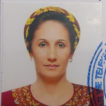 GUZEL, 49, Mary, Turkmenistan