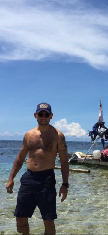 Thariq, 49, Jakarta, Indonesia