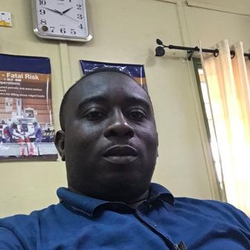 Alfred Owusu, 31, Accra, Ghana