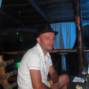 Vaxtang Eliashvili, 39, Tbilisi, Georgia