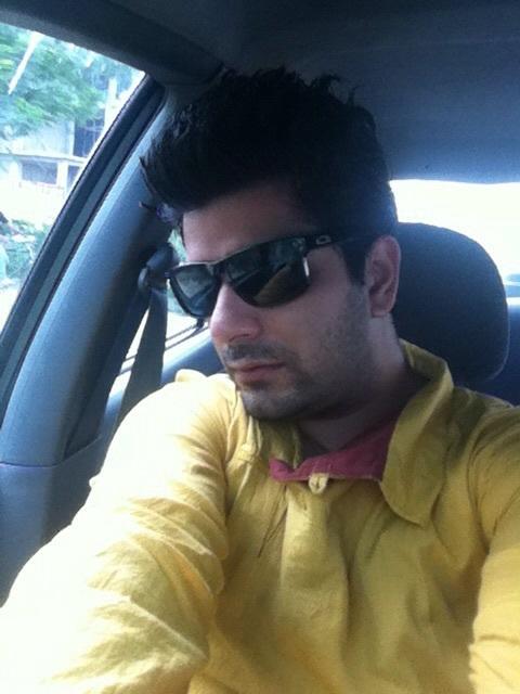 Nakul Mehrotra, 34, New Delhi, India