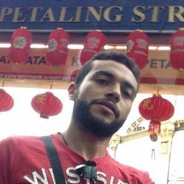 Moe Ali, 33, Cairo, Egypt