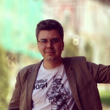 Oleg Volodin, 40, Moscow, Russian Federation