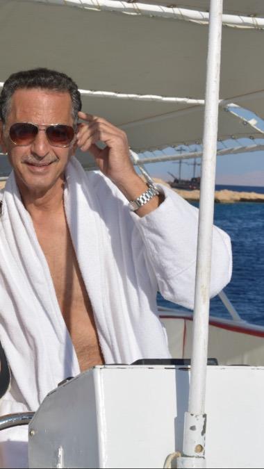 Darwish Erekat, 56, Safut, Jordan