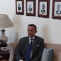 Darwish Erekat, 57, Safut, Jordan