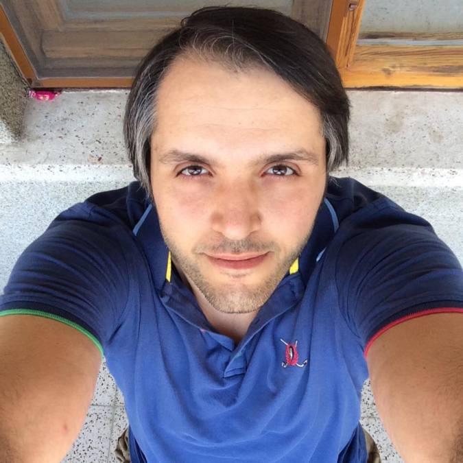 Murat Pektaş, 40, Konya, Turkey