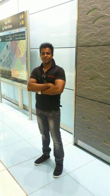 Kapilaprasanna Silva, 33, Dubai, United Arab Emirates