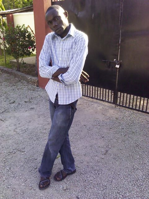 Benjamin, 32, Mombasa, Kenya