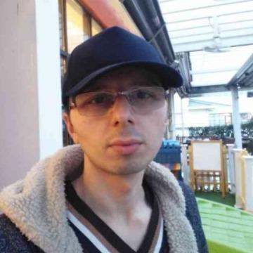 Zafer Dikyol, 34, Izmir, Turkey