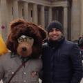 Samer Alfalouji, 36, Odesa, Ukraine