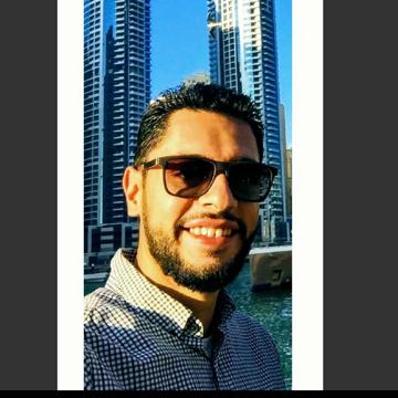 Omario, 27, Cairo, Egypt