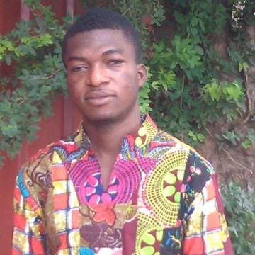 Philip Otutey, 26, Tema, Ghana