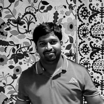 Shaik Habeeb, 30, Hyderabad, India