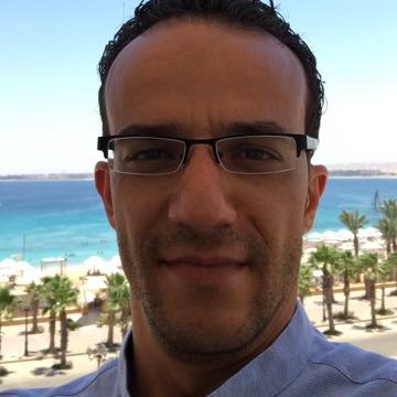 Fadi Al Masri, 33, Cairo, Egypt