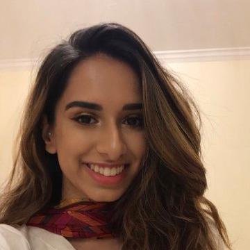 Sarah Anjali, 32, Brocton, United States